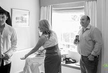 Paul & Kayleigh's Wedding / Wedding day at Mythe Barn - colinbatephotography.co.uk