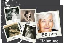 40er Geburtstag