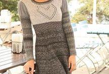 Stickat Knitting Dresses
