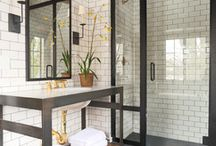 Bathrooms / by Carter Design