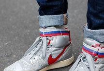nike vintage shoes