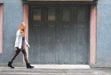 About a Girl / La fashionista Nury Novelo aplica el estilo grunge, una de las tendencias más hot de esta temporada.