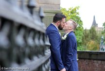 St George's Hall, Liverpool - Wedding - 30th September 2017 / The Wedding of Phil & Neil at the Register Office, St George's Hall, Liverpool on the 30th September 2017 - Sam Rigby Photography (www.samrigbyphotography.co.uk)