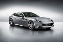 Modern cars design and styling