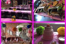 Showers / Bridal and Baby Shower Photos that we catered.