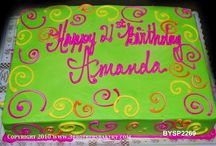Olivia's birthday / by Melissa Lansdell