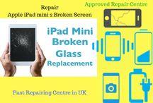 Repair Apple iPad mini 2 Broken Screen