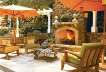 Outdoor Living Rooms / by The Shannon Jones Team