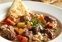 Beef Soups and Stews