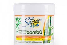 Bambú para el cabello