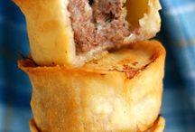 Recipes - Pies, Terrines, Meatloaf