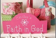 Faith in God / by Isis Silva