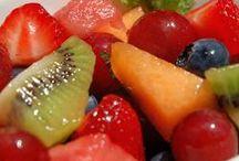 *Salads* / salads...fruit, chopped, pasta, etc...