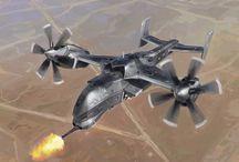 Future Aircrafts