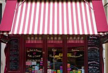 Amazing store fronts