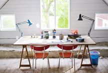 Office Ideas / by Jessica Heim