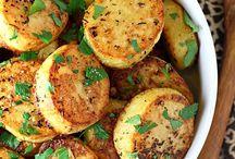Potatis/ tillbehör