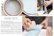 Painting tips and tecniques / by tracy ippolito