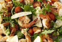 Recepten : salades