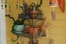 Porch ideas / by Michelle Stacy Davidson