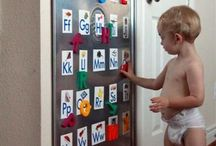 Magnetic Board  / Large magnetic board for bedroom or playroom