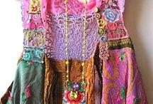 el yapimi kıyafet (salaş)