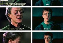 Hahah Harry potter