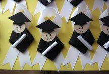 graduacion de niños
