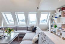 Attic Apartment ideas
