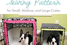 For the doggies / Ideas to make the life of a dog more interesting and easier. Diy & ready to buy.