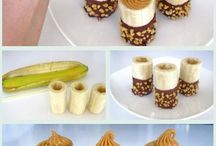 Clean eating and healthy snacks