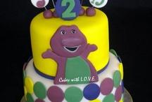 Kiddies bday cake