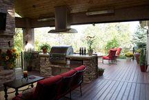 Mega Decks / Decks Outdoor living 4 season rooms