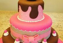 Cakes / by Rachel Mote