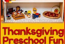 Preschool Thanksgiving