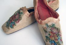 SHOES / textile & other