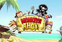 Monkeys Ahoy!