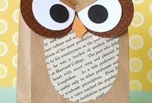 Owl Theme / by Mandy Zabel