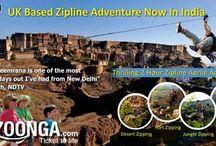 KyaZoonga.com: Book Flying Fox Zip Tour Tickets online.
