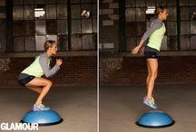 "Exercises: Legs/Thighs / by Erin ""Cordray' Schwab"