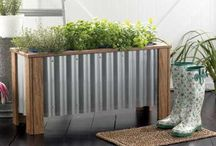 Gardening and Planter Boxes / by Pat Murdoch