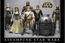 Star Wars Steampunk / by Chris Fry