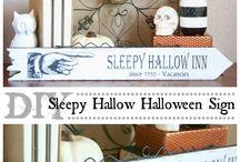 Sleepy hallow / by Emily Householder