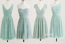 Brides maids / Ideas for the brides maids :)