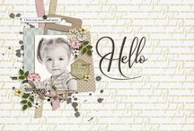 Creative Team Layouts using Digital Scrapbooking Kits/Templates / Layouts from various creative team members, using kits from designers at The Digichick, Scraps-N-Pieces, Pickleberrypop, Gingerscraps, Gotta Pixel, The Digital Press, The Lilypad, With Love Studio and more!  / by Teresa Carlucci-Pinteresa {TotallyCre8tive}