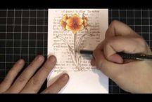 Crafts:  stamping tutorials / by Judianne Graham