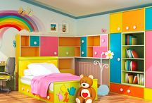 Children's Day Special / Classic or Funky what should your Child's Bedroom be? Have a look at these looks and decide! #HomeDecor #Children