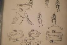 sketchnotowanie moje