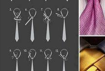 Tie - scarf Knot Tutorial