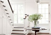 Staircase/hall/entry / by Amy Anderson Major